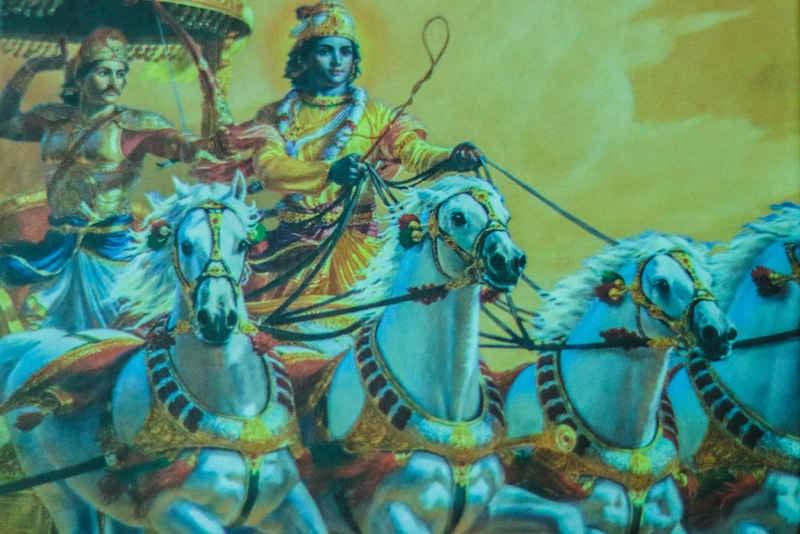 Equanimity in Bhagawat Geeta