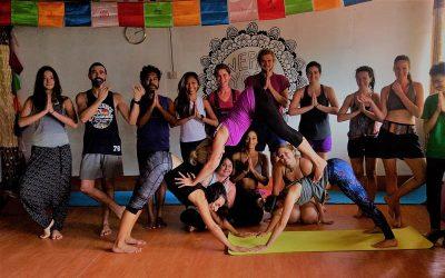 200 hours Yoga Teacher Training Nepal