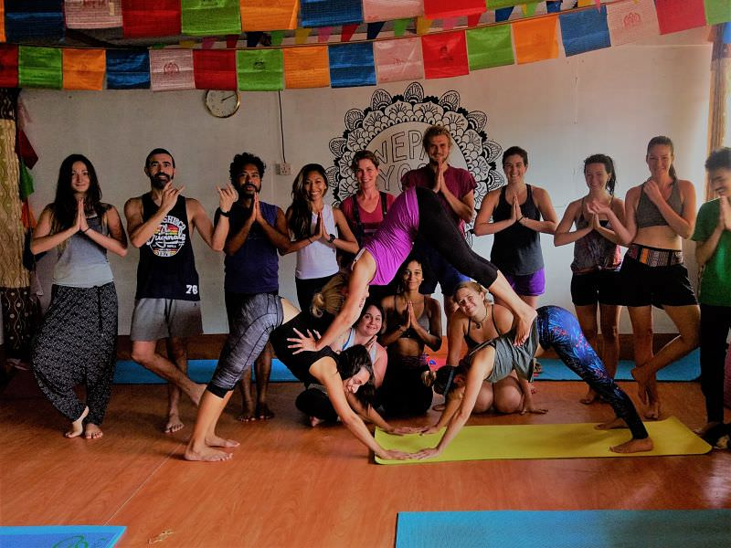 200 hours Yoga Teacher Training Nepal