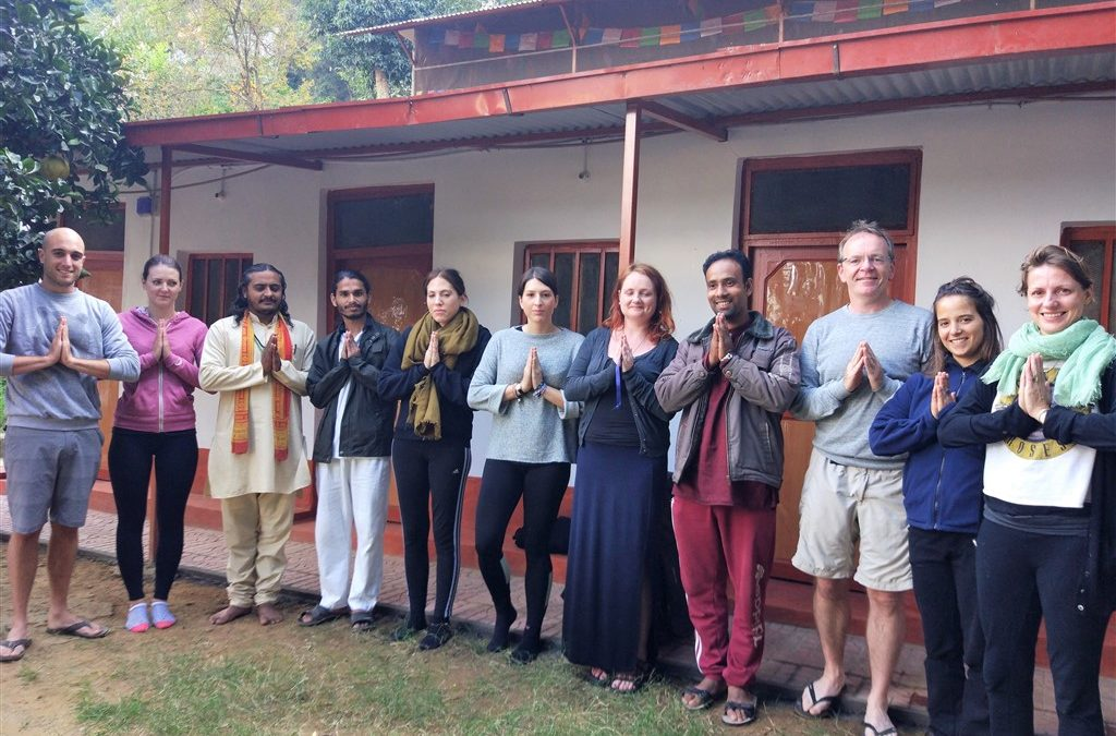 Yoga Academy in Nepal