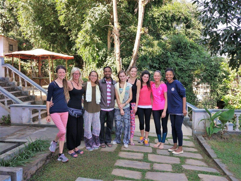 Yoga Training in Kathmandu