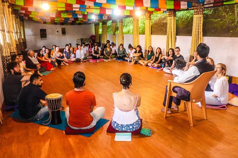 lifestyle changing yoga retreat in Nepal