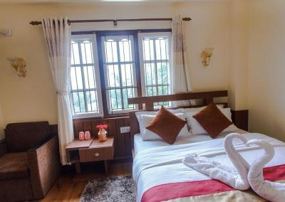 Single double room