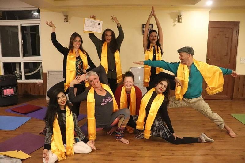 Five Nights Six days Yoga Retreat