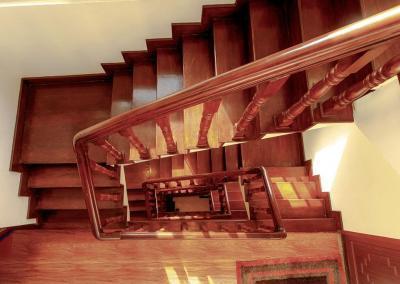 staircase NYTT