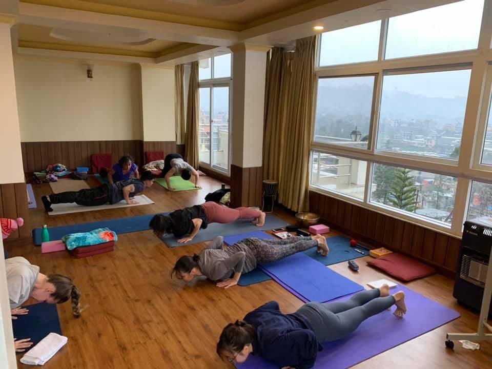 two days yoga retreat