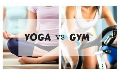 Why is yoga better than the gym?