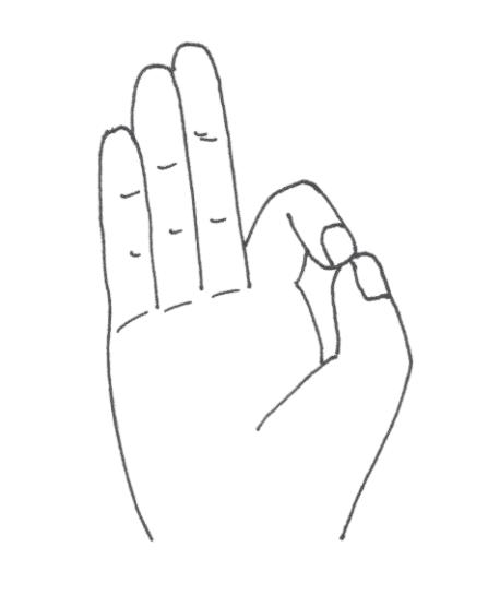 gyan mudra-one of the most popular yoga mudras